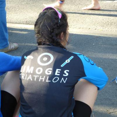 Avant la course