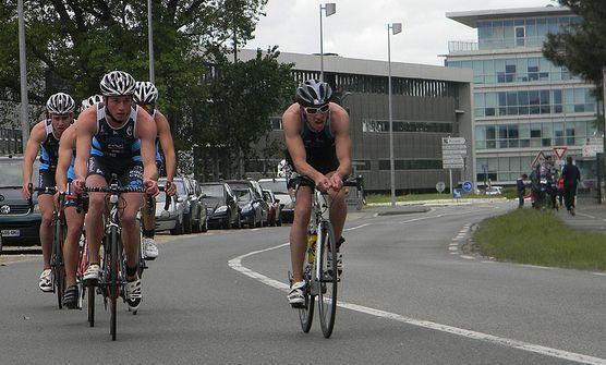 Bordeaux, vélo équipe 2
