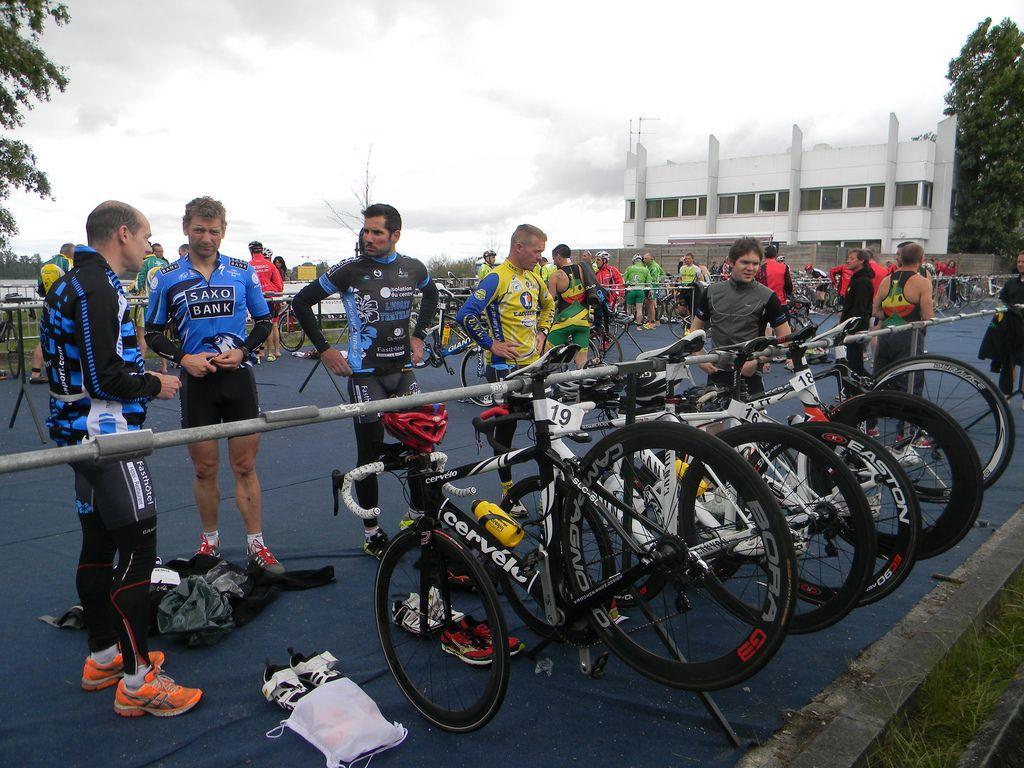 Bordeaux, parc à vélo