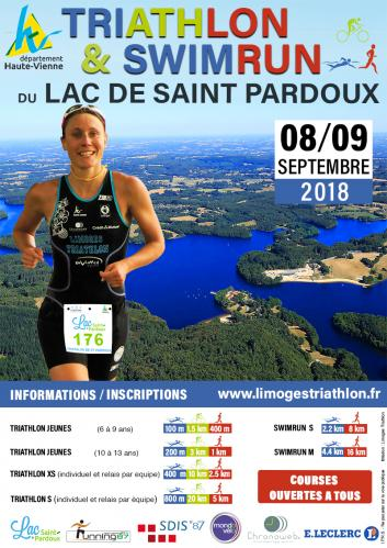 Triathlon & swimrun de Saint Pardons