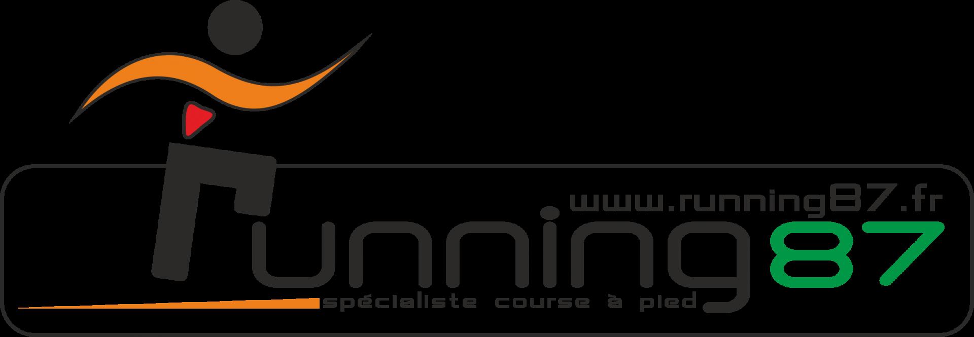 Logo running 87